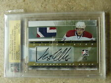 11-12 ITG Ultimate Memorabilia LARS ELLER Future Star Auto Patch Gold Vers 1/1