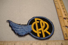 ~PCR / CPR~FABRIC PATCH WITH BLUE WING~
