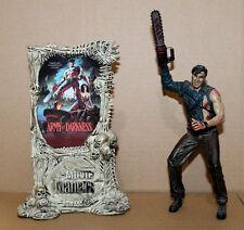 McFarlane Movie Maníacos Americanos-Army of Darkness Ash Action Figure personaje Evil Dead