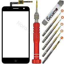 ZTE BLADE V7 Touchscreen Glas Display Digitizer Schwarz + Profi Werkzeugset