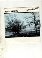 "SPLIFFS Never Say Goodbye 7"" w/PS AUSSIE POWERPOP"