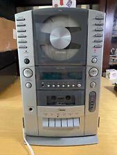 Fisher Slim-1000 Am/Fm Stereo Cd Player Tuner- No Speakers Shelf Digital