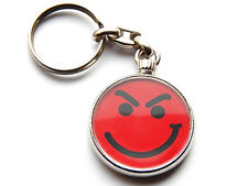 More details for bon jovi have a nice day classic rock band chrome keyring picture both sides
