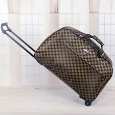 22in Ryanair Hard Cabin Approved Spinner Trolley ,Hand Luggage Suitcase Case Bag