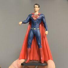 "6''Universe Collectiables Superman Man of Steel 3.5"" PVC  DC Comics Figures Toy"