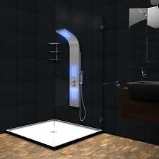 Ducha Panel de ducha grifería Ducha lluvia grifería de ducha Ducha cascada LED