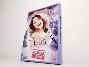 Violetta - Backstage Pass DVD WALT DISNEY