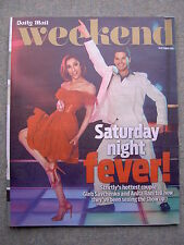Weekend Mag - Gleb Savchenko, Anita Rani, Michael Flatley, Tom Jones, Diana Rigg