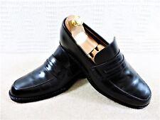 Church Cheaney Negro de Hombre UK 6 Us 7 Ue 40 F Mocasines Zapatos de Cuero