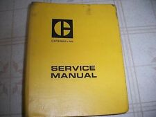 Caterpillar 772 Tractor 773 Truck Service Manual