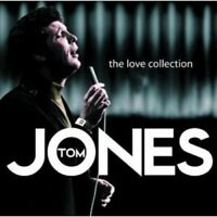 "TOM JONES ""LOVE COLLECTION"" CD NEW+"
