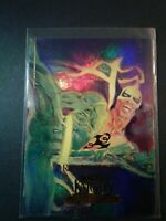 2008 marvel masterpieces Marvel Knights Iron Fist Card No6