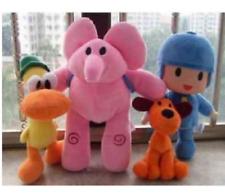 "12"" Little P Pocoyo Elly Pato Loula Plush Toy stuffed Doll Soft Toy Xmas Gift"