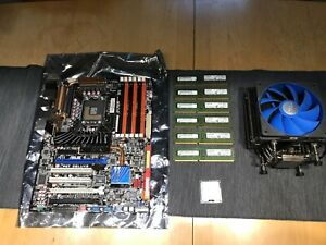 Sixcore X58 Gamingpower (Asus P6T Deluxe, X-5650, 12 GB Crucial, Towerkühler)