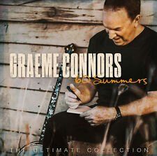 GRAEME CONNORS 60 SUMMERS THE ULTIMATE COLLECTION 2 CD NEW