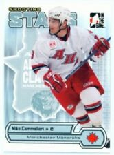 """MIKE CAMMALLERI """"SHOOTING STARS CARD AS-05 AS05"""" HEROES & PROSPECTS"""