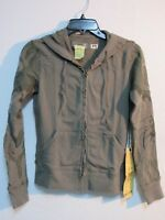 Da-Nang Surplus Women's Sweater Embroidered MILITARY GREEN FTG10381792 Sz: XS