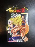DRAGON BALL Z - PLAYING CARD DECK - 52 CARDS Gogeta Goku Vegeta