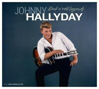 JOHNNY HALLYDAY - ROCK'N'ROLL LEGENDS  2 CD NEU