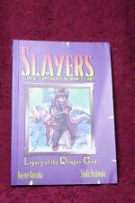 Slayers Volume 2 Super Explosive Demon Story Manga graphic novel Tokyo Pop