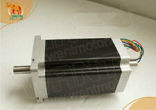 WHOLESALE PRICE--PROMOTION !1PC Nema 34 Stepper Motor Dual Shaft 1600oz CNC Mill