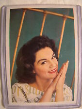Connie Francis Number 130  Monty Gum Dutch Trading Card 1960's