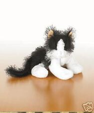 Webkinz Original Black & White CAT Pet Plush NEW UNUSED TAGS