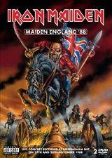 IRON MAIDEN Maiden England '88 2DVD BRAND NEW PAL Region 0