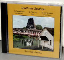 WATER LILY CD WLA-CS-56-CD: Southern Brothers - Golpalnath, Newton - OOP 1999 NM