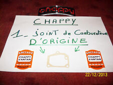 CHAPPY JOINT DE  CARBURATEUR