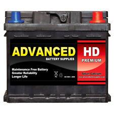 063 HD PREMIUM Car Battery 3yr Warranty 1.0 - 1.6 litre Ford Fiesta - Corsa