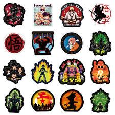 50 PCS DRAGON BALL Z STICKERS Saiyan Goku Anime Super Decal Phone Laptop Luggage