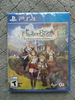Atelier Ryza: Ever Darkness and The Secret Hideout PS4 US ver. NEW & SEALED!!!