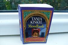 BUCH BESTSELLER MONDLAUB TANJA KINKEL HISTORISCHER  ROMAN TASCHENBUCH  BOOK !