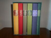 """Thomas Hardy """"Wessex"""" Collection, published by the Folio Society"""