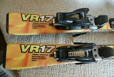 Dynamic VR17 90cm Downhill Skis with Marker M 450 Bindings