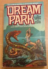 DREAM PARK Larry Niven Steven Barnes Book (Paperback)