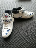 Vintage Authentic NFL Apex Pro Line turf shoes Size 16. Late 80s Early 90s Euc