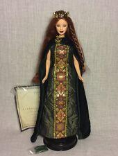 Mattel Barbie Dolls Of The World Princess Of Ireland Irish Doll Complete Loose