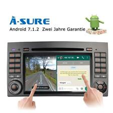 "7""Autoradio Mercedes Benz A/B Klasse GPS Navi DVD Sprinter Viano Crafter"