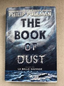 First Edition 1st Impression Book Of Dust Philip Pullman