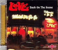 LOVE back on the scene + 4 bonus tracks CD NEU OVP/Sealed