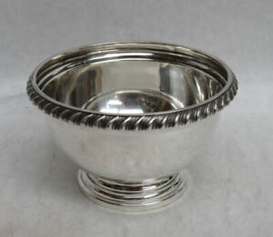 "FOR THE TABLE GORHAM STERLING SILVER 3 1/2"" SAUCE BOWL"