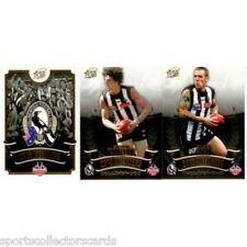 2010 AFL SELECT COLLINGWOOD PREMIERSHIP SET 27 CARDS LIMITED EDITION