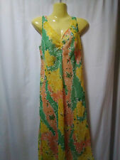 Womans Sunnygirl Dress, Size 10, Lined