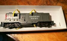 Southern Pacific GP9 powered locomotive, never run. (Athearn)