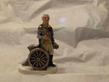 George Washington Sebastian Miniature 1947 P. W. Baston. Vg Condition. Signed