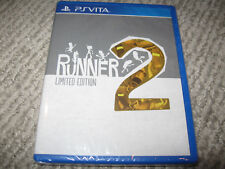 NEW Limited Run Games RUNNER2 PAX EXCLUSIVE EDITION Playstation Vita PSVita