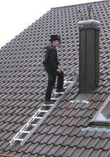 Günzburger Aluminium-Dachleiter Länge und Farbe zur Wahl %7c Dachdeckerleiter