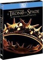 Il Trono di Spade - Stagione 2 ITA cofanetto blu-ray 5 dischi NUOVO